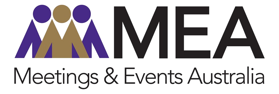 Meetings and Events Australia logo